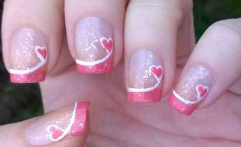02 Wonderful Nail Art Ideas All Girls Should Try