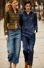 04 Simple and Cute Outfits Ideas with Double Denim