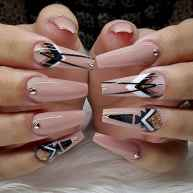 06 New Acrylic Nail Designs Ideas to Try This Year