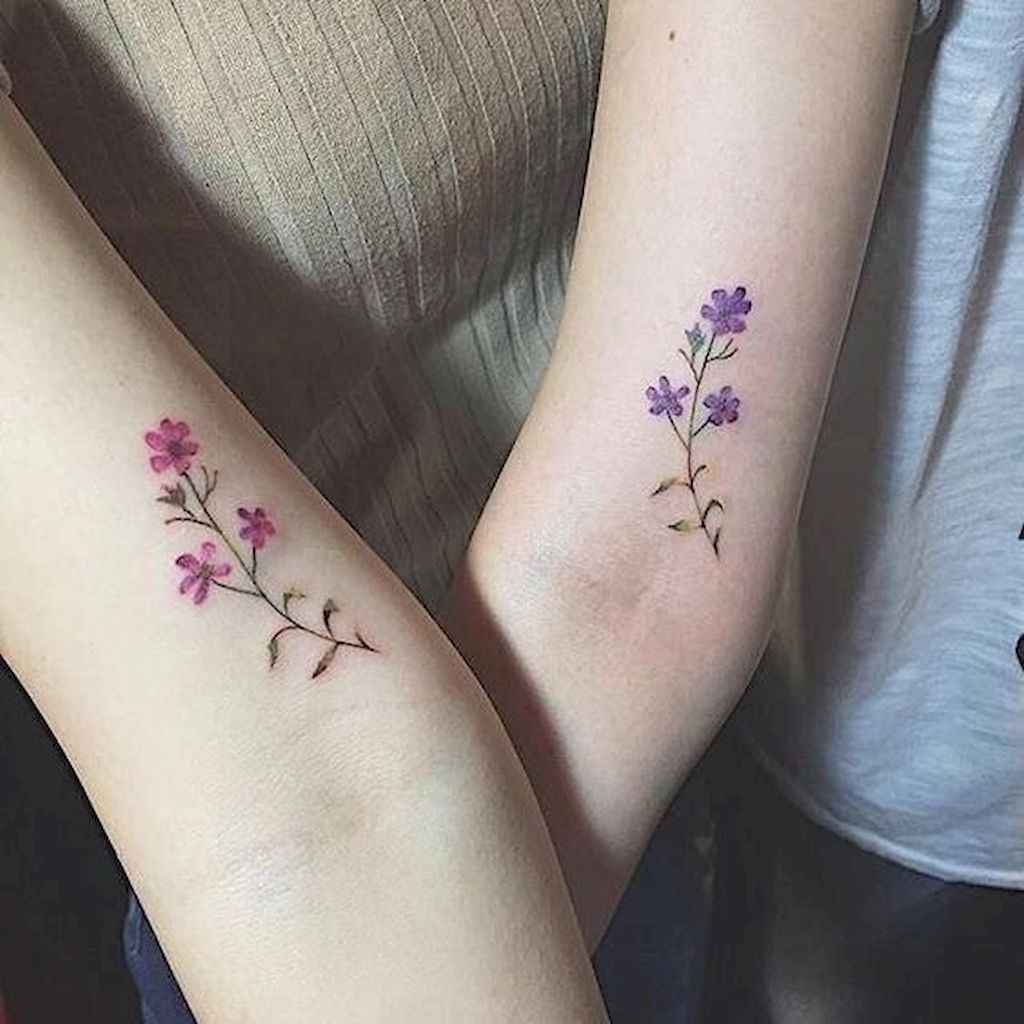 07 Awesome Small Best Friend Tattoo Designs Ideas