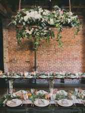 09 Rustic Wedding Suspended Flowers Decor Ideas