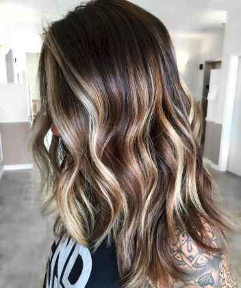 12 Beautiful Brunette Balayage Hair Color Ideas