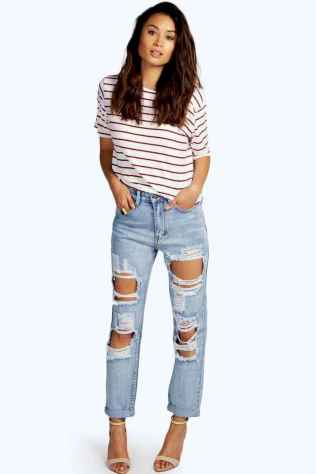 12 Ways To Style with Your Boyfriend Jeans