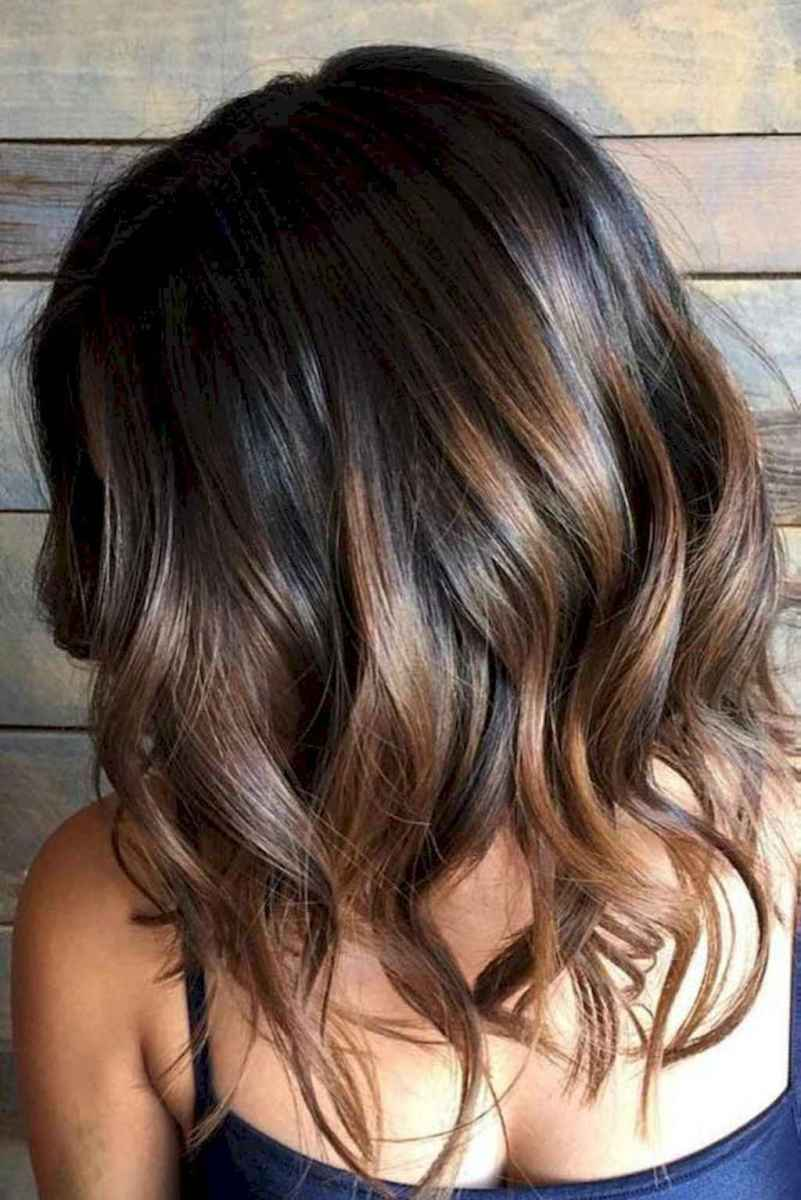 13 Beautiful Brunette Balayage Hair Color Ideas
