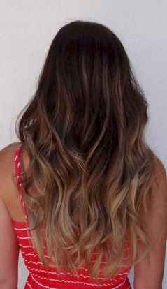 13 Unique Dark Brown Hair Color with Highlights Ideas
