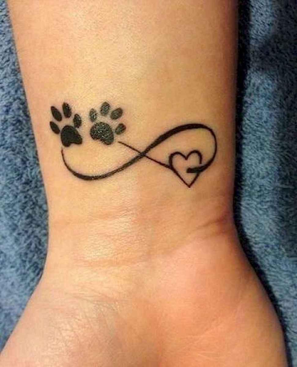 15 Cute Paw Print Tattoo Designs Ideas You Must Love
