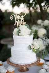 16 Green Wedding Cake Inspiration with Classy Design