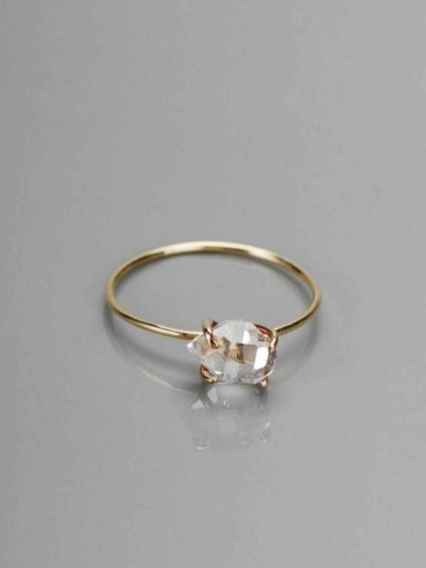 16 Simple Engangement Ring for Every Kind Women