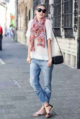18 Ways To Style with Your Boyfriend Jeans
