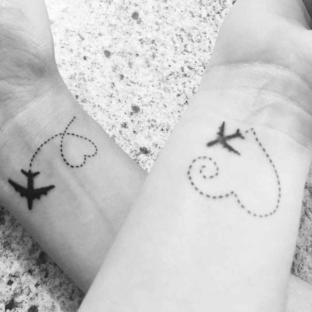 22 Awesome Small Best Friend Tattoo Designs Ideas