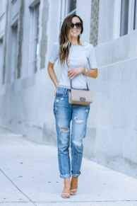 22 Ways To Style with Your Boyfriend Jeans