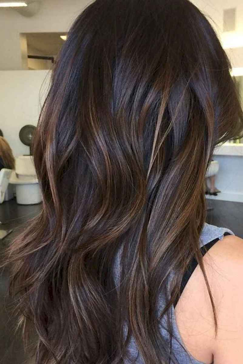 23 Beautiful Brunette Balayage Hair Color Ideas