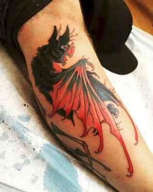 24 Unique Bat Tattoo Designs Ideas