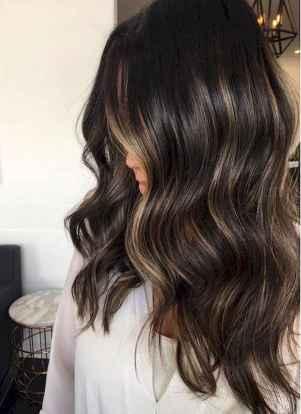 25 Beautiful Brunette Balayage Hair Color Ideas