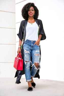25 Ways To Style with Your Boyfriend Jeans
