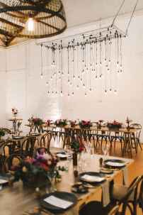 26 Rustic Wedding Suspended Flowers Decor Ideas