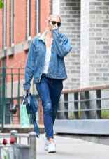 27 Simple and Cute Outfits Ideas with Double Denim