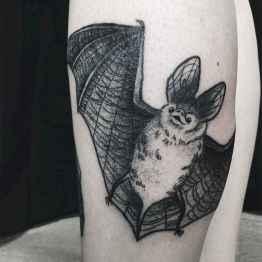 28 Unique Bat Tattoo Designs Ideas