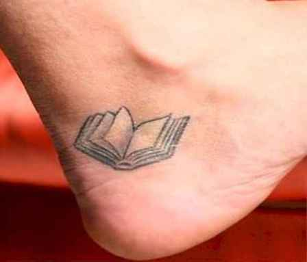 31 Awesome Book Tattoo Designs Ideas For Bookworms