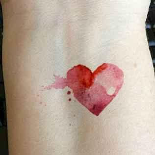 31 Most Beautiful Watercolor Tattoos Art Ideas