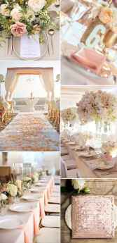 33 Beautiful Pastel Wedding Decor Ideas for the Spring