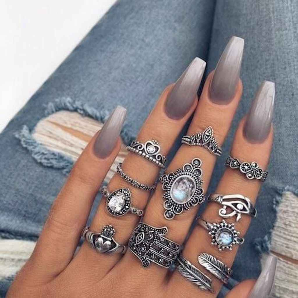 33 Outstanding Classy Nail Designs Ideas for Your Ravishing Look