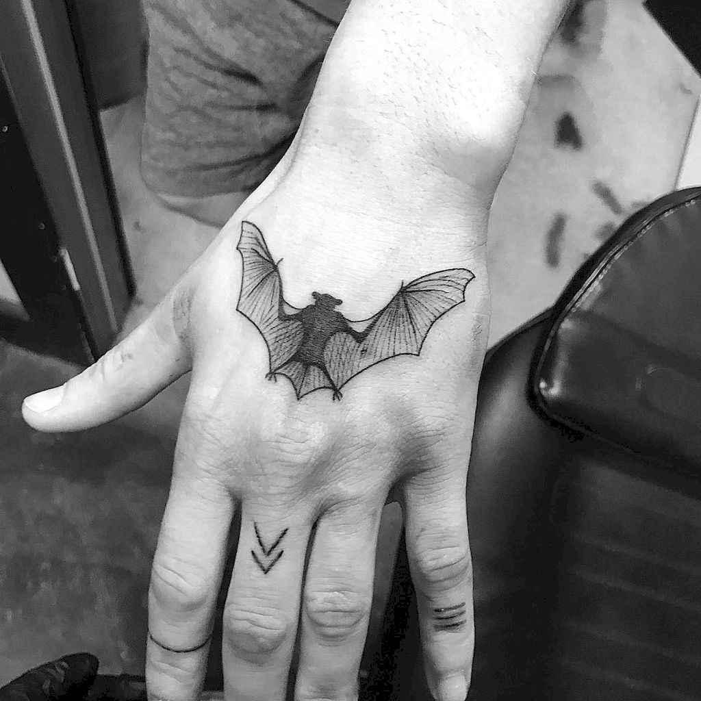 36 Unique Bat Tattoo Designs Ideas