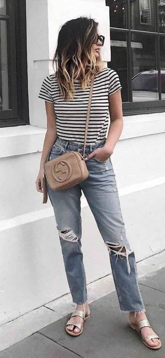 42 Ways To Style with Your Boyfriend Jeans