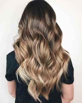 43 Beautiful Brunette Balayage Hair Color Ideas