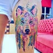 46 Most Beautiful Watercolor Tattoos Art Ideas