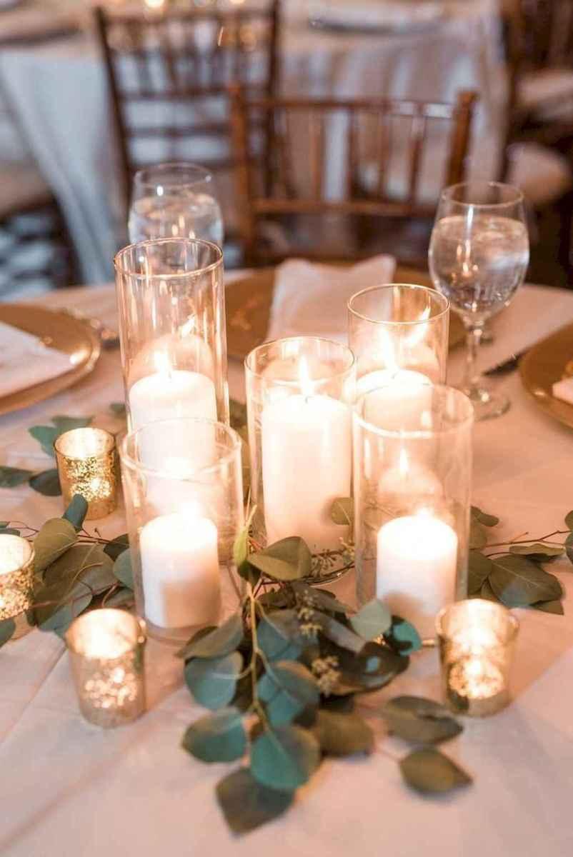 49 Romantic White Flower Centerpiece Decor Ideas