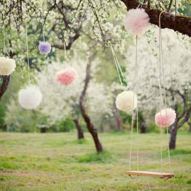 64 Beautiful Pastel Wedding Decor Ideas for the Spring