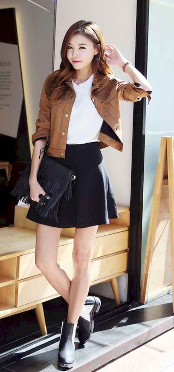 03 Trending and Popular Skirt Outfit Ideas