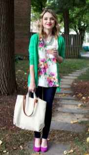 04 Beautiful Fall Outfits Ideas With Cardigan