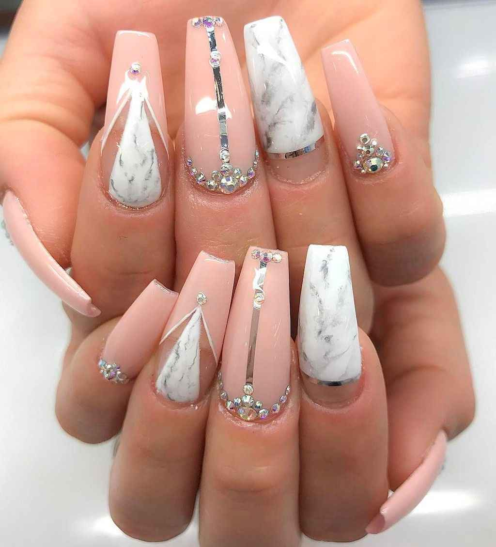 05 Special Summer Beach Nails Designs for Exceptional Look