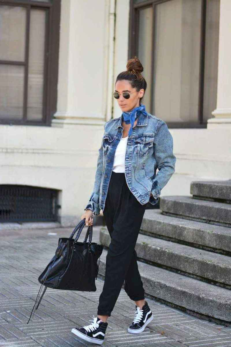 06 Cool Way to Wear Street Style for Women