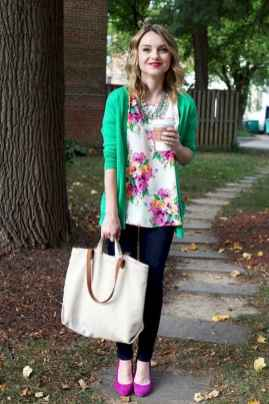 06 Elegant Work Outfits with Flats Every Woman Should Own