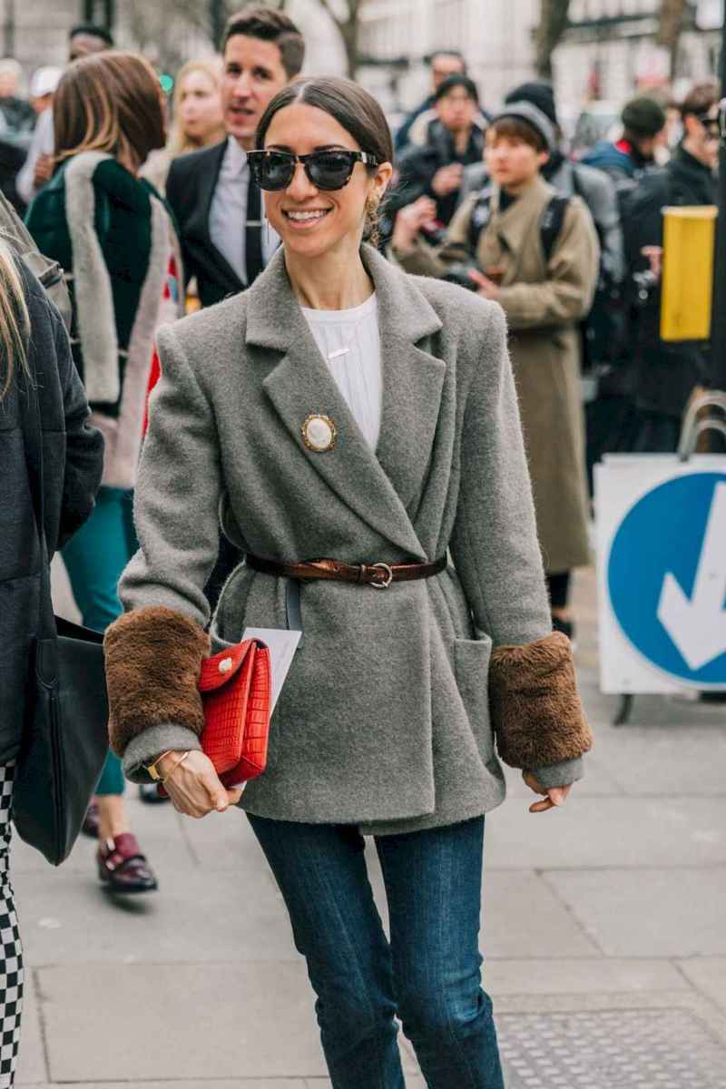 09 Cool Way to Wear Street Style for Women