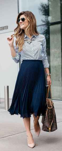 13 Trending and Popular Skirt Outfit Ideas