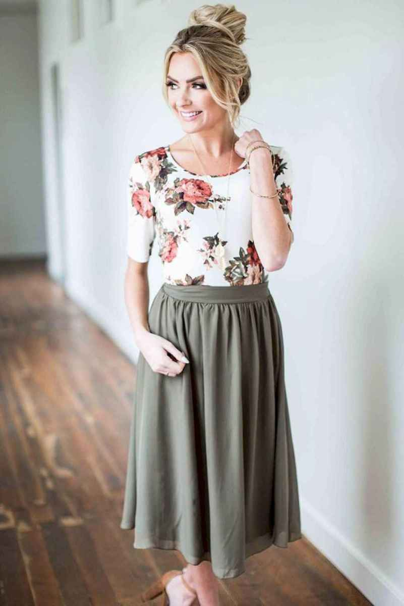 15 Trending and Popular Skirt Outfit Ideas