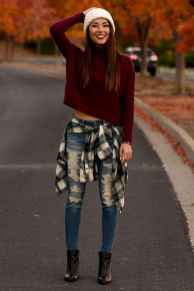 16 Trending Fall Outfits Ideas to Get Inspire