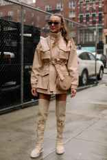 17 Cool Way to Wear Street Style for Women