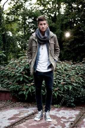18 Dashing Winter Fashion Outfits Ideas For Men