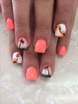 20 Special Summer Beach Nails Designs for Exceptional Look