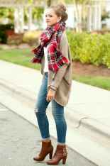 24 Beautiful Fall Outfits Ideas With Cardigan