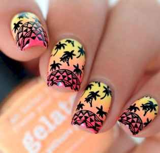 24 Special Summer Beach Nails Designs for Exceptional Look