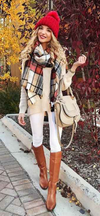 26 Trending Fall Outfits Ideas to Get Inspire