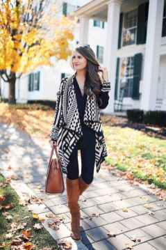 29 Beautiful Fall Outfits Ideas With Cardigan