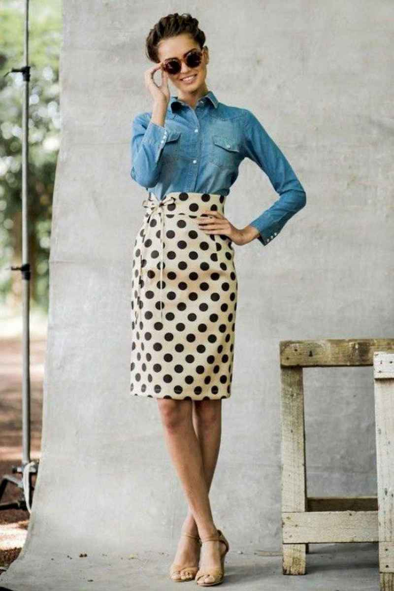 30 Trending and Popular Skirt Outfit Ideas