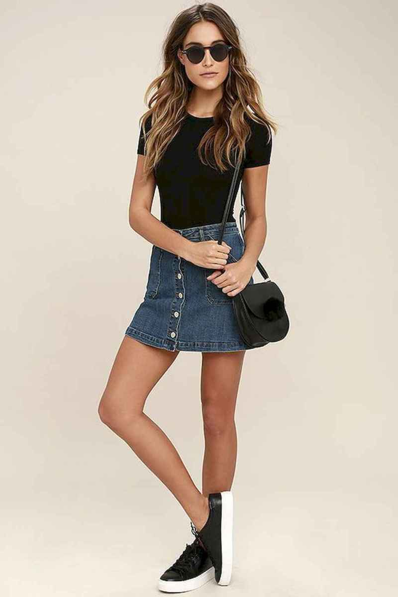 32 Trending and Popular Skirt Outfit Ideas